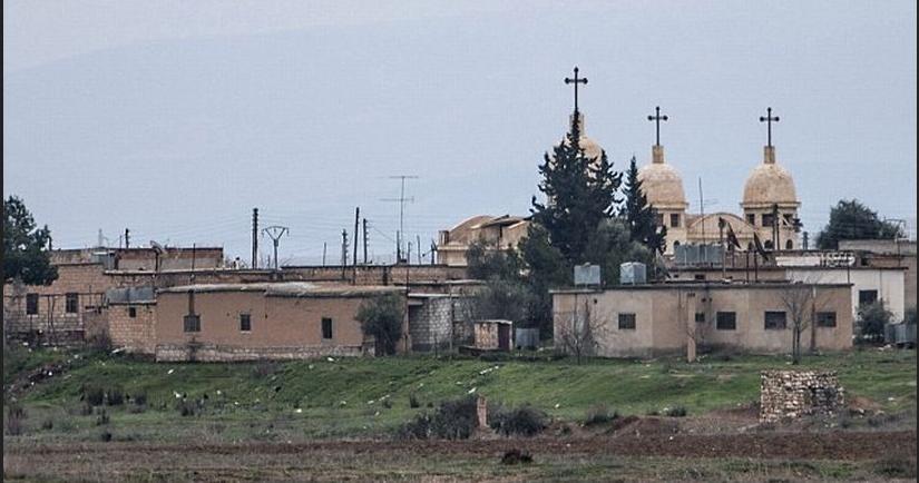 IS dræber over 100 assyrere i byen Til Temir
