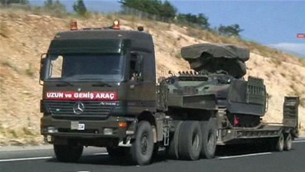 Tyrkiet insisterer på krig mod kurderne