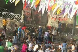 Demonstration for Diyarbakir