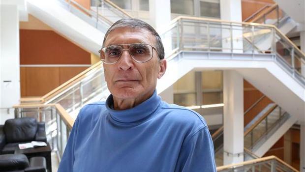 Aziz Sancar modtager Nobelprisen