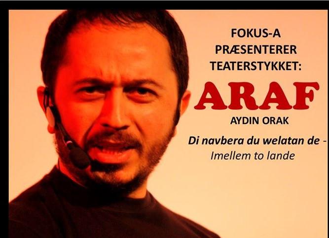 """Kurdisk Teater i Ishøj: """"Araf- Mellem to Lande"""""""