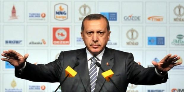Kritisk spørgsmål til Erdogan under FN's klimatopmøde: Hvorfor støtter Tyrkiet ISIS?