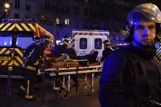 Sådan forløb den tragiske nat i Paris
