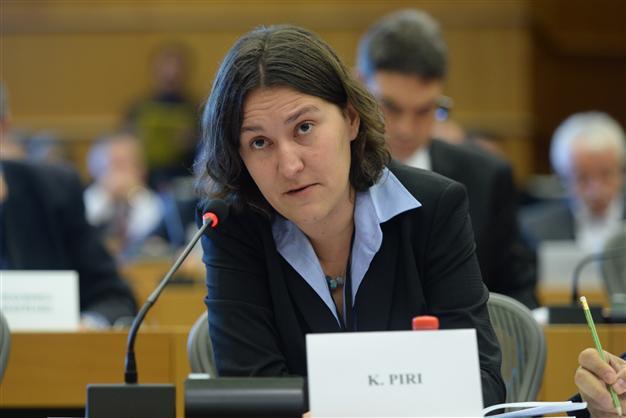 """Piri: """"Den kurdiske konflikt skal først løses"""""""