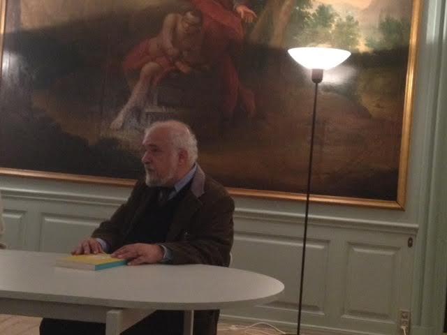 Mødet med Ragip Zarakolu