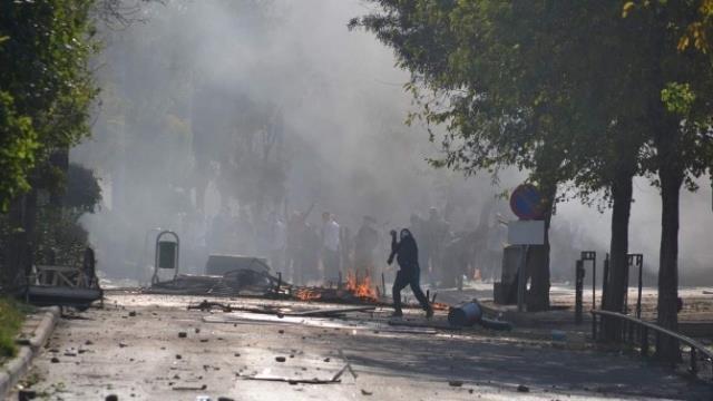 Udgangsforbud i fem kurdiske byer