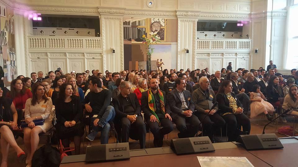Newroz-reception på Christiansborg