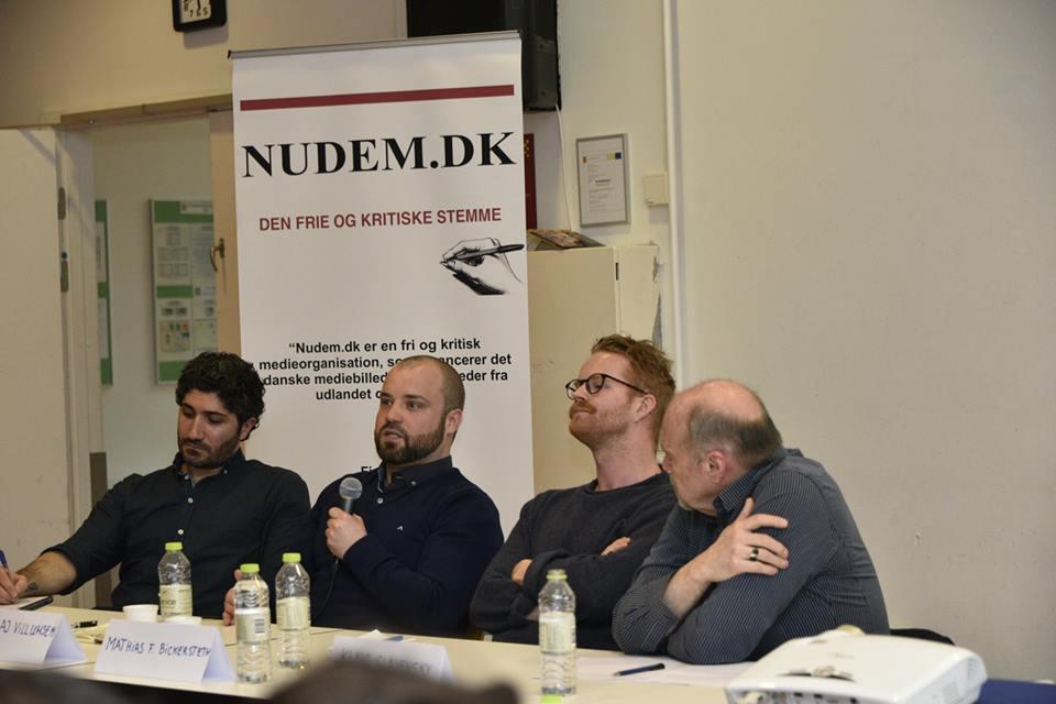 Referat af paneldebataften: Hvor er Tyrkiet på vej hen?