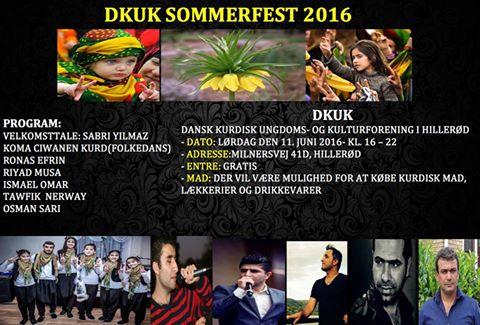 Sommerfesten i Hillerød