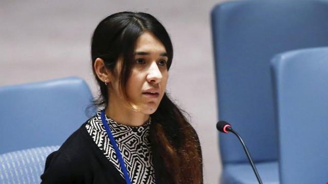 Nadia Murad opfordrer Canada til at anerkende drab på ezidier som folkedrab