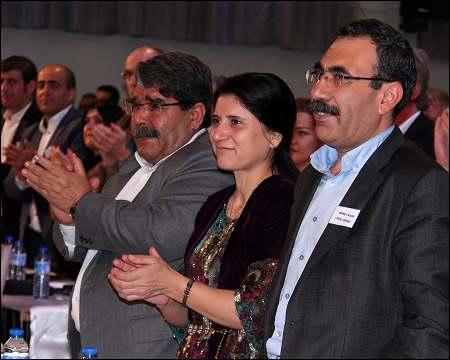 PYD's 8. kongres blev holdt i Bruxelles