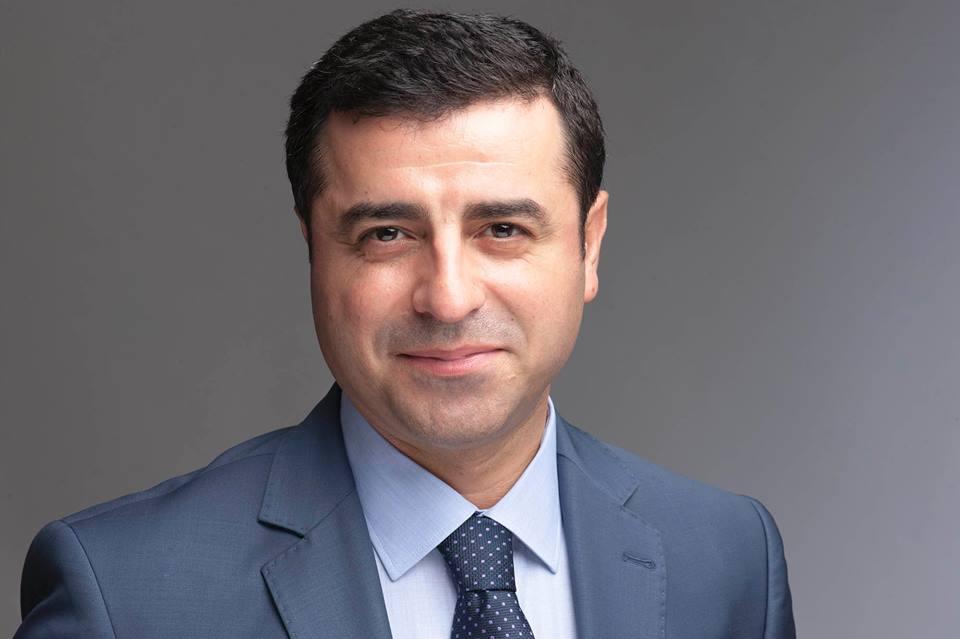 Selahattin Demirtaş får tildelt en fremtrædende tysk menneskerettighedspris