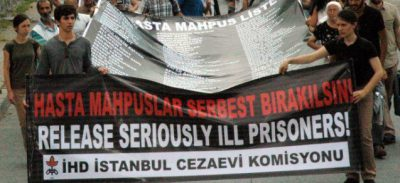 IHD: 47 syge fanger døde i tyrkiske fængsler i 2016