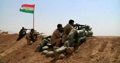 Peshmergaer: Guerillaerne skal blive i Sydkurdistan
