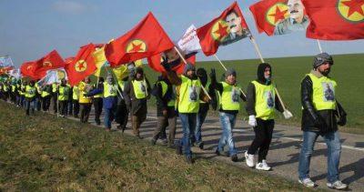 Optog for Abdullah Öcalan i København