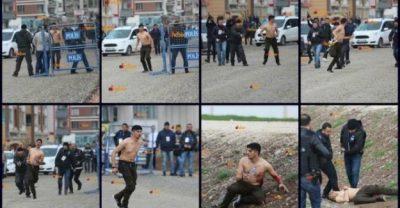 Kemal Kurkut blev likvideret uden grund af tyrkisk politi