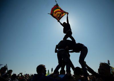 Newroz-fest i Albertslund