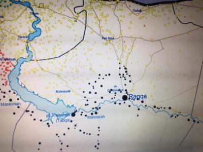 YPG starter deres offensiv mod Raqqa i begyndelsen af april måned