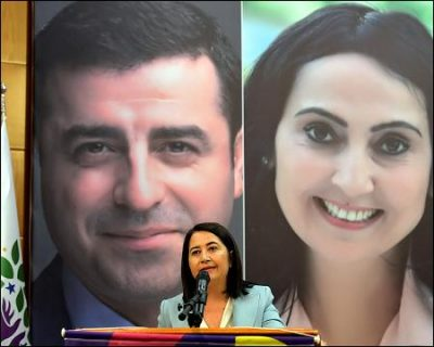 HDP-medformand: Isolering af Öcalan eskalerer krigen