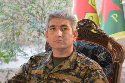 Sîpan Hemo: Et angreb på vores styrker, betyder støtte til IS