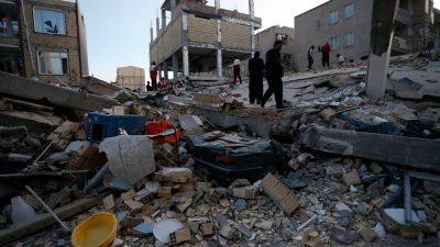 Støtteforeningen Mesopotamiens sol samler ind til jordskælvsområdet