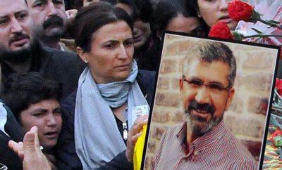 Mordet på Tahir Elçi