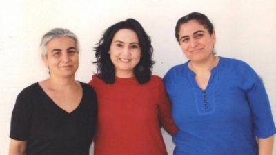15 kvindelige politkere er i sultestrejke for at fjerne Öcalans isolation