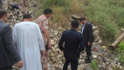 En ny massegrave er blevet fundet i Shingal