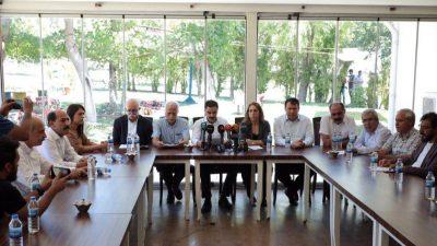 HDP og kurdiske partier: Stå sammen mod invasionen