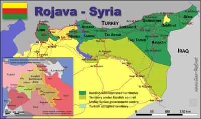 Hvad betyder den russisk-tyrkiske militæraftale for Rojava?