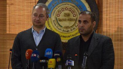 Schieder: Vi bør ikke tillade en demografisk ændring i Rojava
