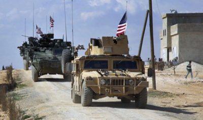 Rojava: Konfrontation mellem amerikanske og russiske tropper i Til Temir