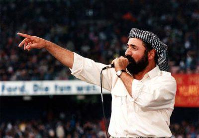 Sivan Perwer skal optræde til Newroz-festen i København