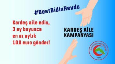 Støt venskabsfamile kampagnen i Kurdistan