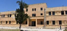 Fængsel i Shehba omdannes til et akademi i den kurdiske region i Syrien