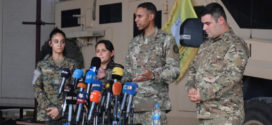 SDF og den internationale koalition bekræfter deres fremtidige samarbejde
