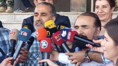 Kurdiske kunstnere møder Peshmerga-minister i det sydlige Kurdistan