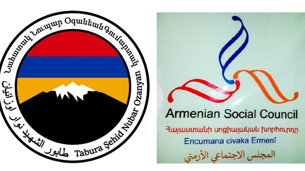 Den armenske bataljon i den kurdiske region i Syrien: Sammen skal vi forsvare Rojava- revolutionen