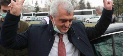 Den pro-kurdiske politiker Gergerlioğlu er løsladt fra fængsel